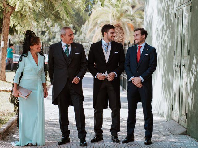 La boda de Pedro y Elena en Espartinas, Sevilla 19