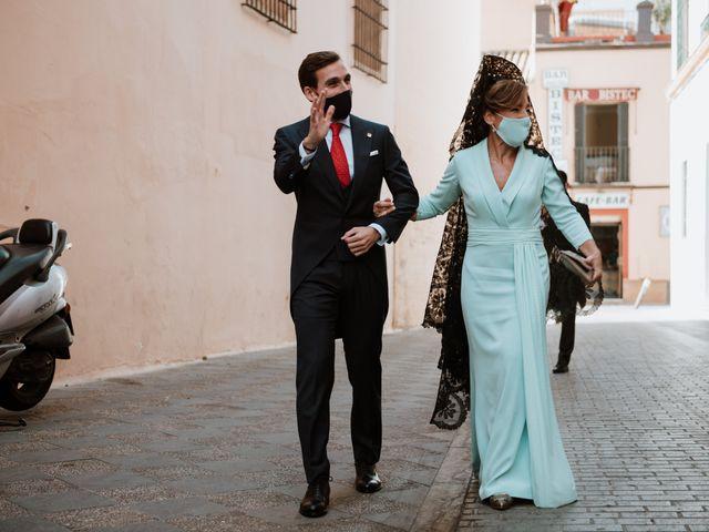 La boda de Pedro y Elena en Espartinas, Sevilla 20