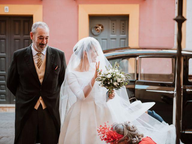 La boda de Pedro y Elena en Espartinas, Sevilla 22