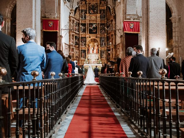 La boda de Pedro y Elena en Espartinas, Sevilla 27