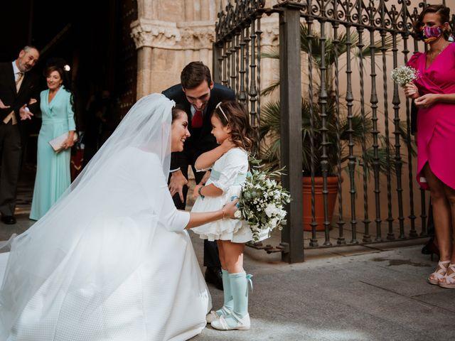 La boda de Pedro y Elena en Espartinas, Sevilla 30