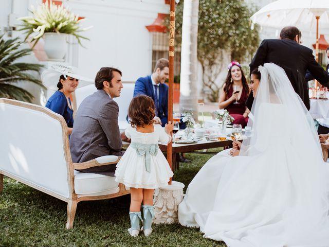 La boda de Pedro y Elena en Espartinas, Sevilla 36