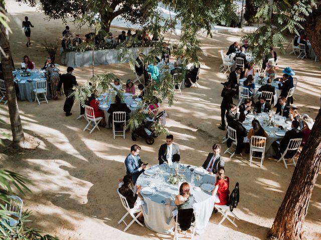 La boda de Pedro y Elena en Espartinas, Sevilla 43