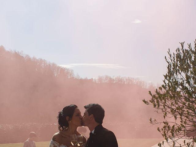 La boda de David y Vanesa en Sant Andreu De La Vola, Barcelona 2