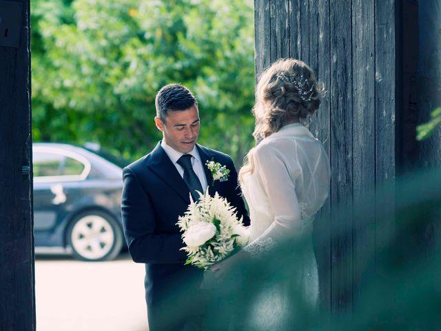 La boda de Patricia y Àngel