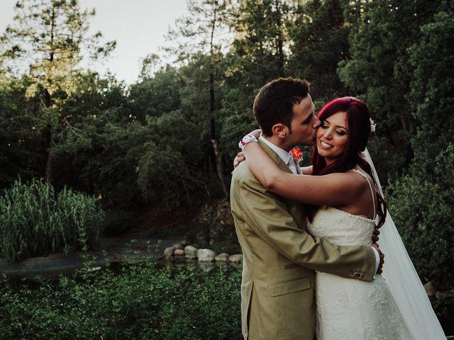 La boda de Sara y Xavi
