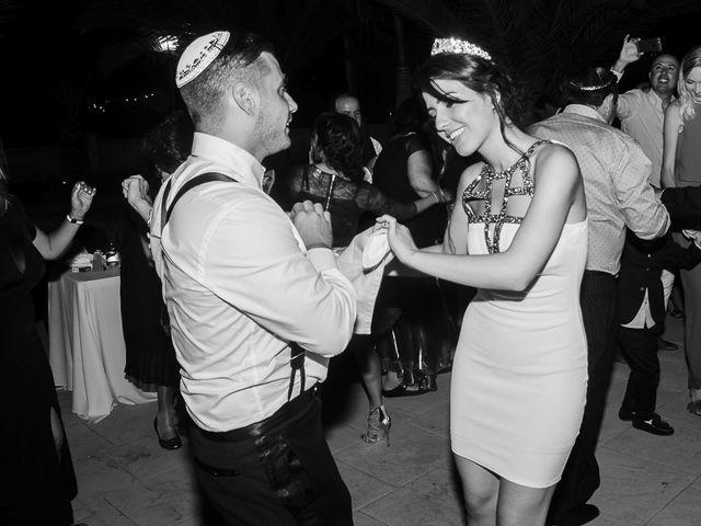La boda de Nazanin y David
