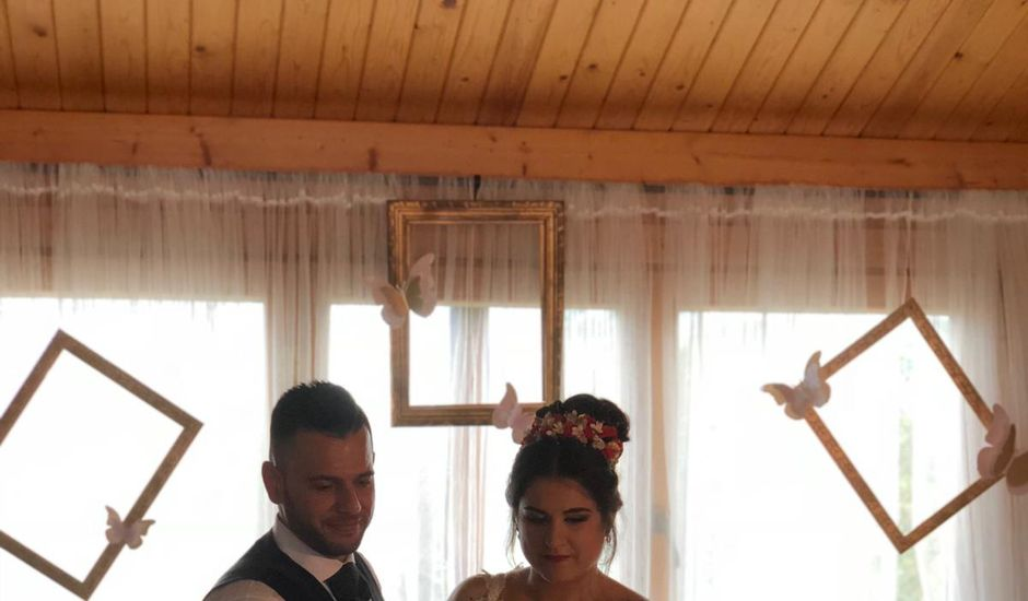 La boda de Manuel  y María  en Benalup, Cádiz
