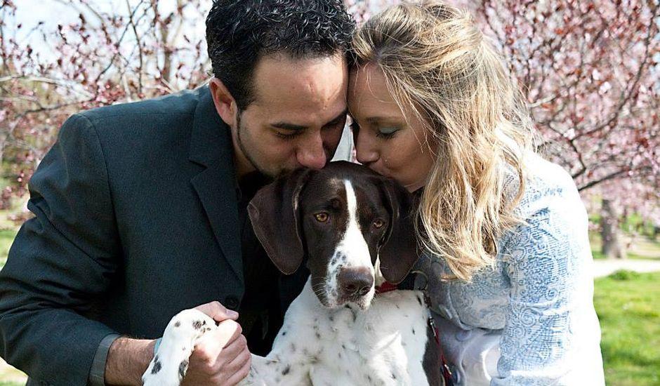La boda de Gema y Diego en Madrid, Madrid