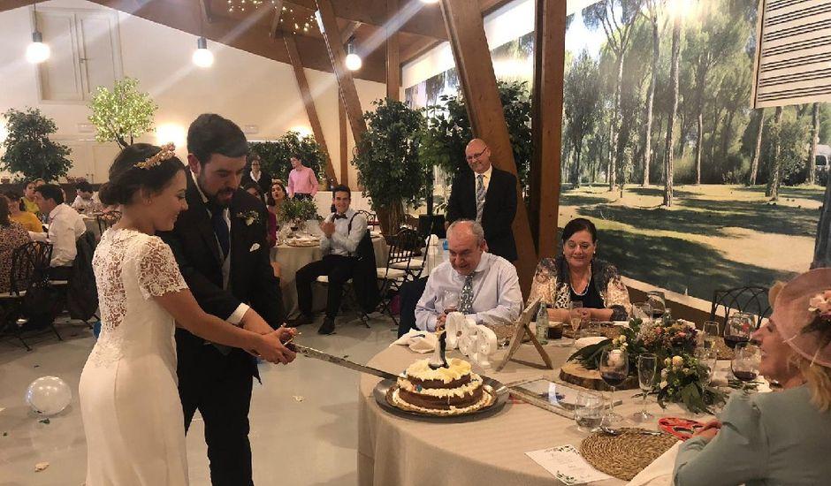 La boda de Cristina y Pedro en Valladolid, Valladolid