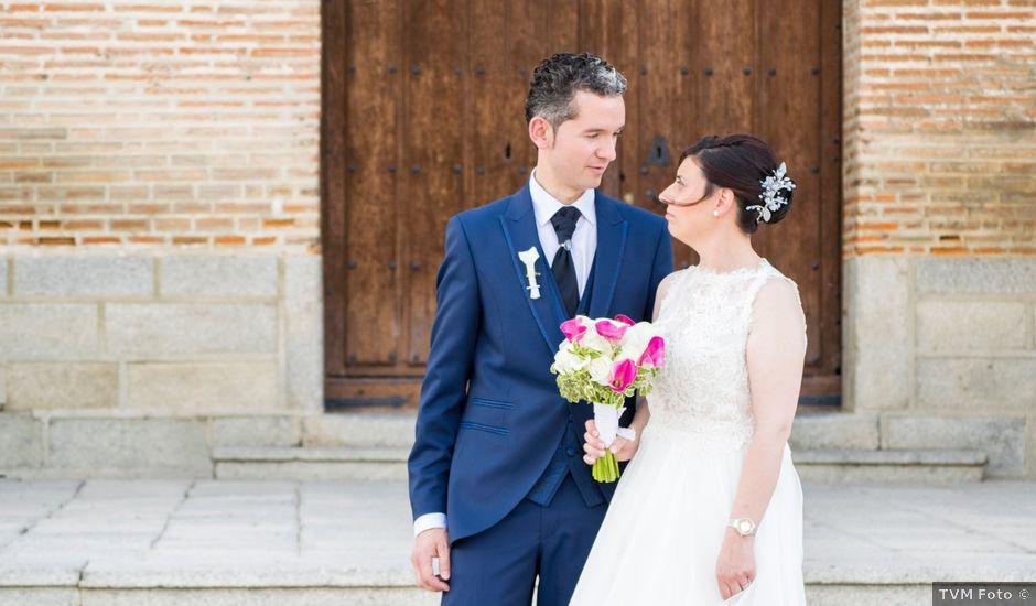 La boda de Pilar y Jesús en Peñaranda De Bracamonte, Salamanca