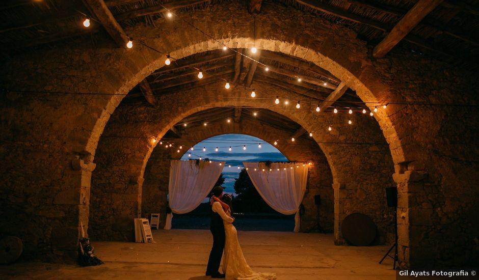 La boda de Oriol y Ari en Vidra, Girona