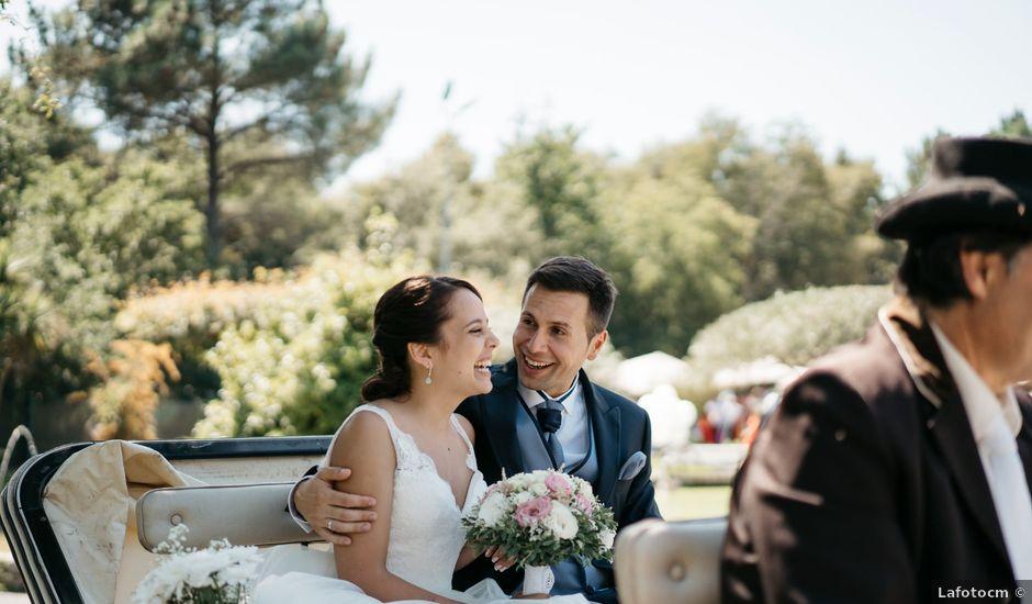 La boda de Ruben y Yenia en Vilarnaz, Orense