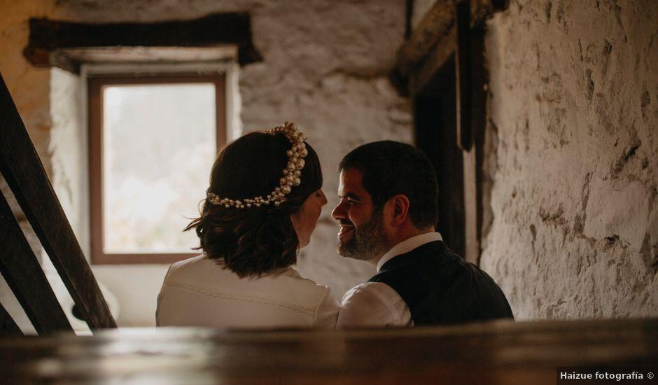 La boda de Gaizka y Iratxe en Valle De Atxondo, Vizcaya