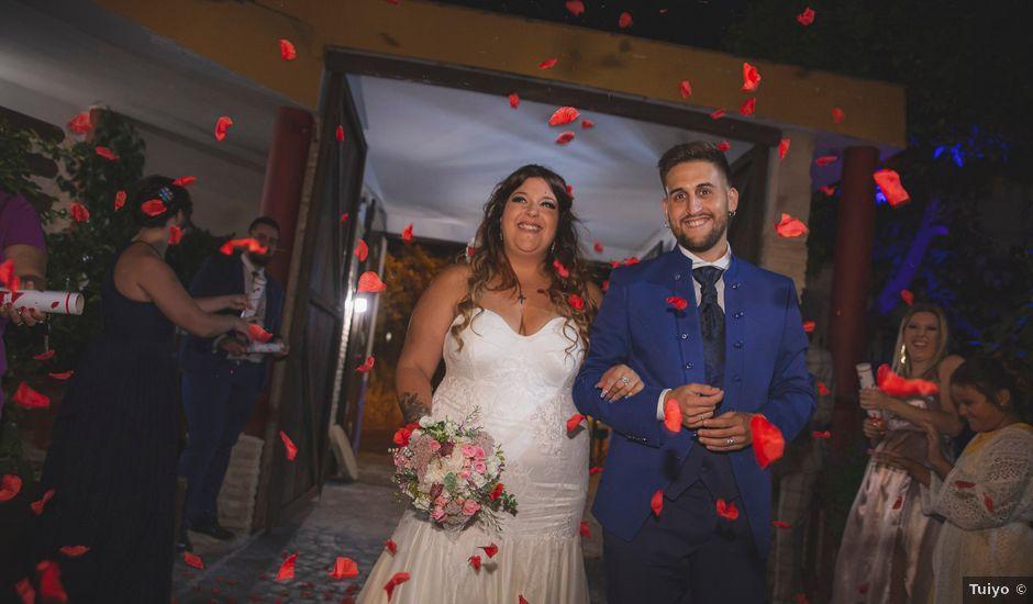 La boda de Félix y Celia en Almensilla, Sevilla