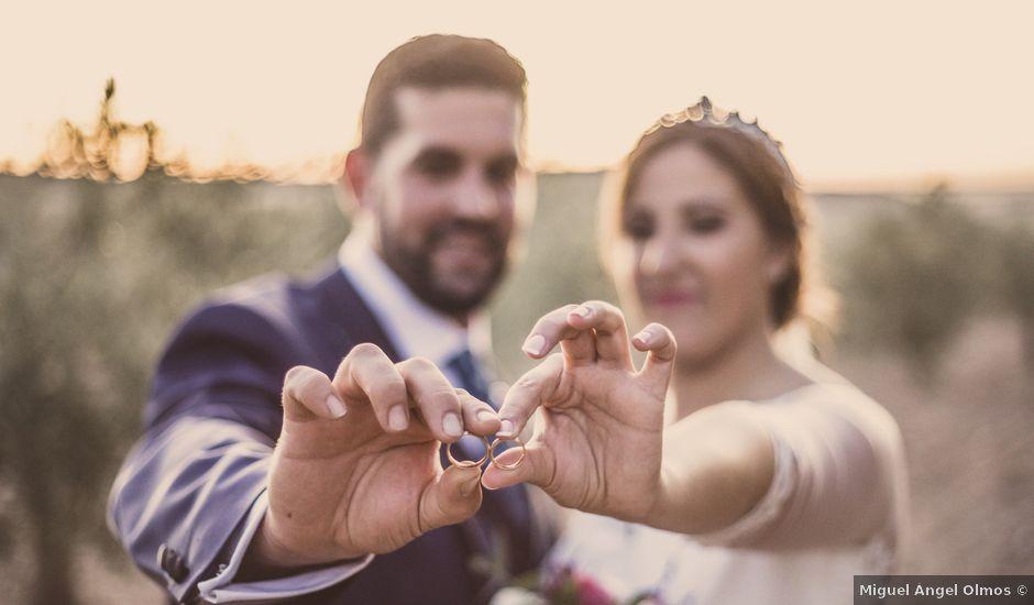 La boda de Isaac y Beatriz en Saelices, Cuenca
