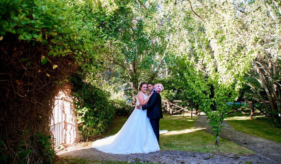La boda de Luis y Eva en Navaluenga, Ávila