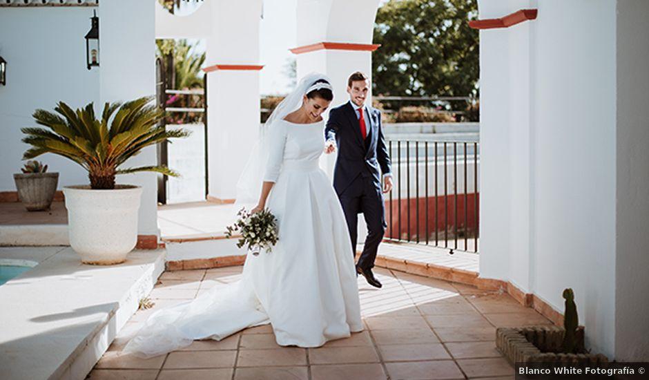 La boda de Pedro y Elena en Espartinas, Sevilla