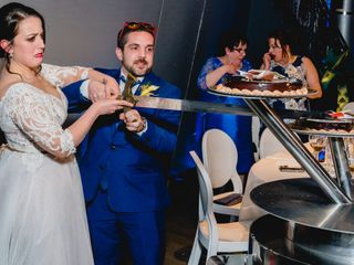 La boda de Tamara y Francesc