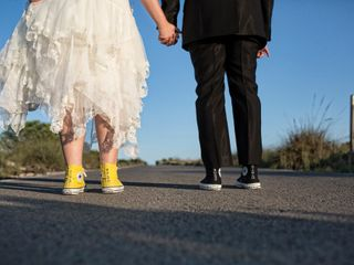 La boda de Alba y Camilo