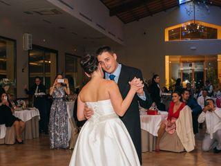 La boda de Sandra y César