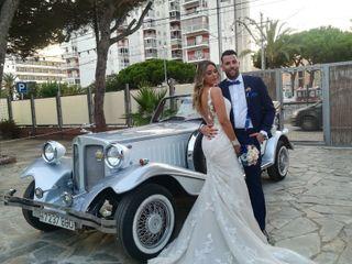 La boda de Silvia  y Jose Luis
