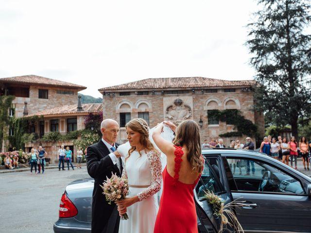 La boda de Rubén y Belén en Cangas De Onis, Asturias 36