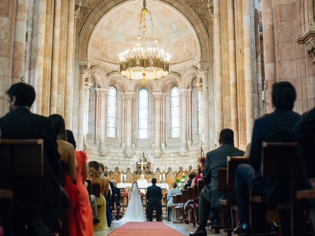 La boda de Rubén y Belén en Cangas De Onis, Asturias 46