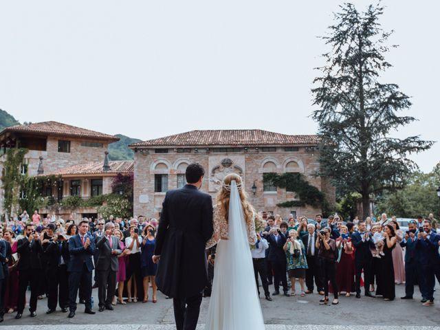 La boda de Rubén y Belén en Cangas De Onis, Asturias 51