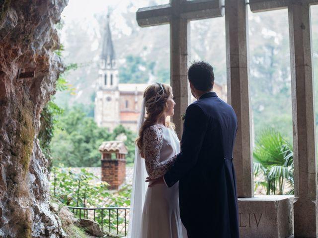 La boda de Rubén y Belén en Cangas De Onis, Asturias 52