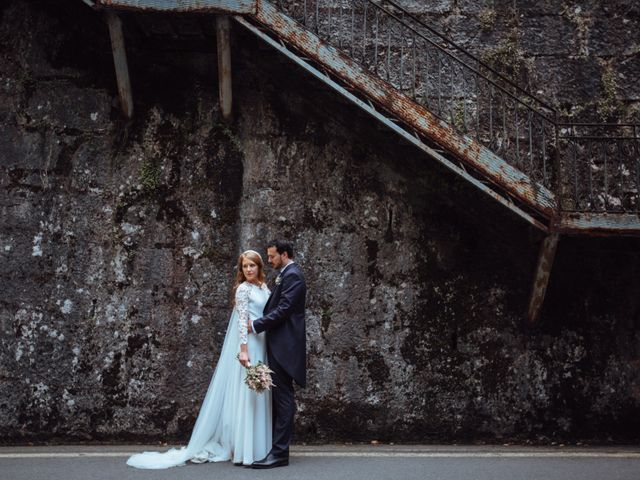 La boda de Rubén y Belén en Cangas De Onis, Asturias 55
