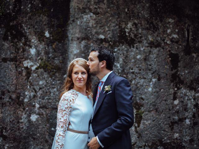 La boda de Rubén y Belén en Cangas De Onis, Asturias 57