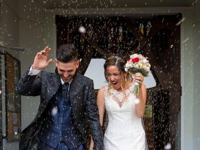 La boda de Carlos y Ester en Caldes De Montbui, Barcelona 11