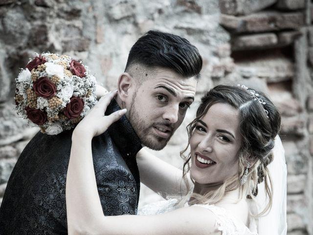 La boda de Carlos y Ester en Caldes De Montbui, Barcelona 13