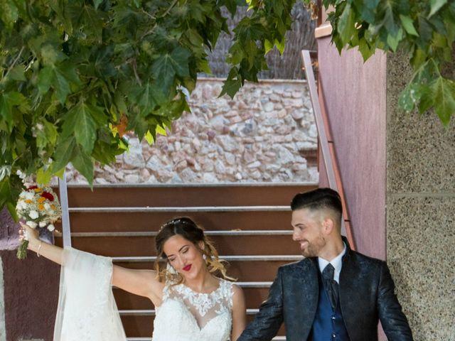 La boda de Carlos y Ester en Caldes De Montbui, Barcelona 15