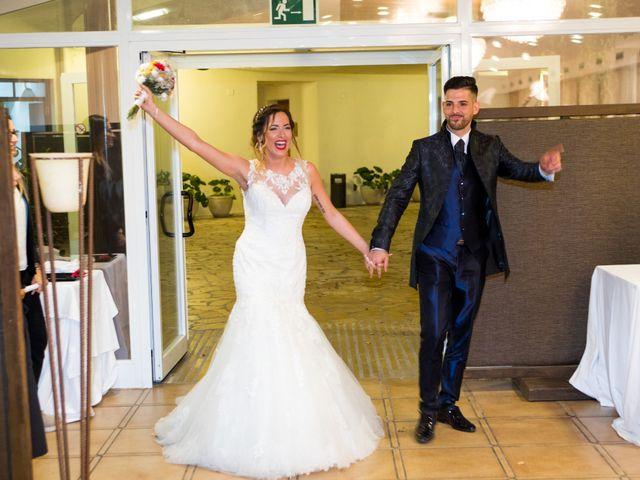 La boda de Carlos y Ester en Caldes De Montbui, Barcelona 19