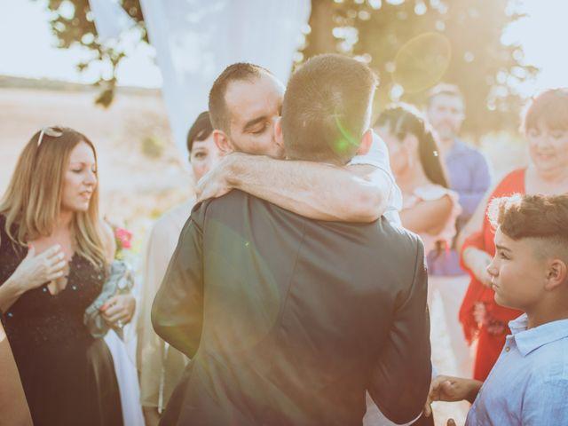La boda de Cristian y Jenny en Juneda, Lleida 17