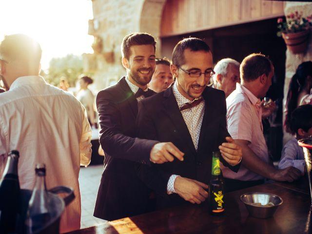 La boda de Cristian y Jenny en Juneda, Lleida 19