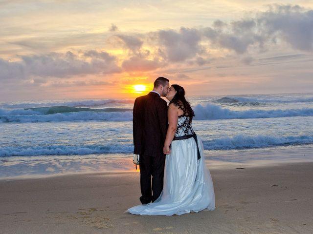 La boda de Vane y Marci
