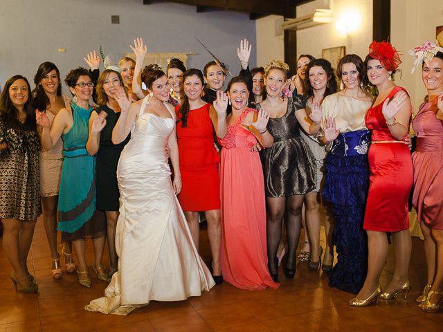 La boda de Juanra y Ana en Utrera, Sevilla 2
