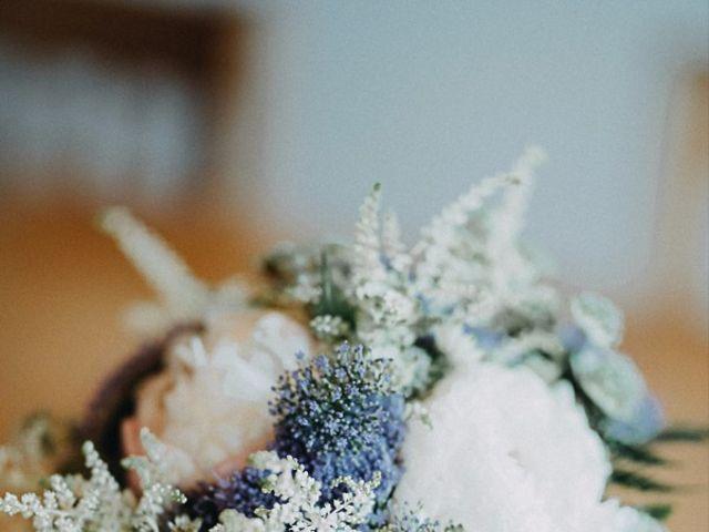 La boda de Daniel y Silvia en Freande, Orense 14
