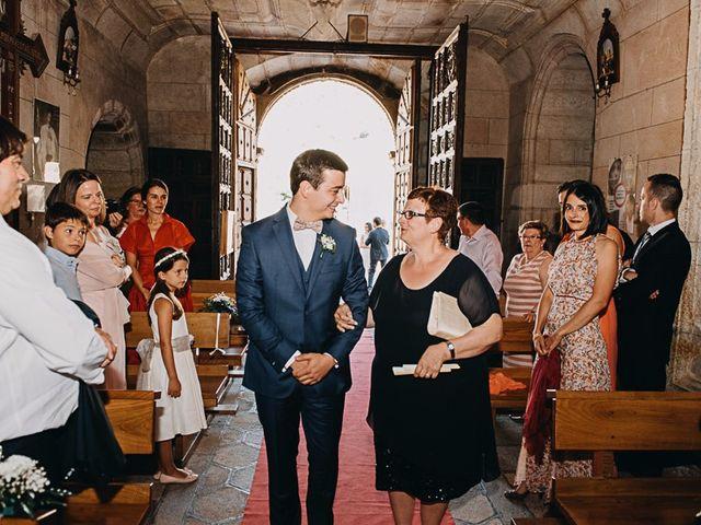La boda de Daniel y Silvia en Freande, Orense 20
