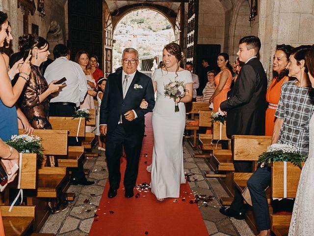 La boda de Daniel y Silvia en Freande, Orense 21