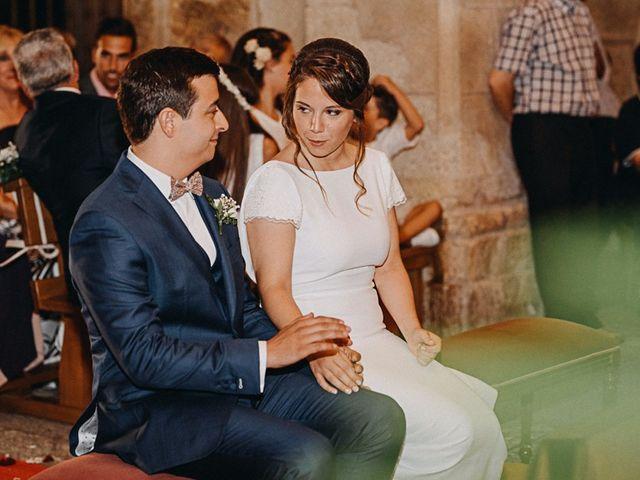 La boda de Daniel y Silvia en Freande, Orense 22