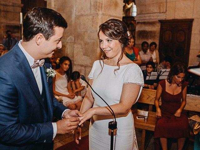 La boda de Daniel y Silvia en Freande, Orense 23