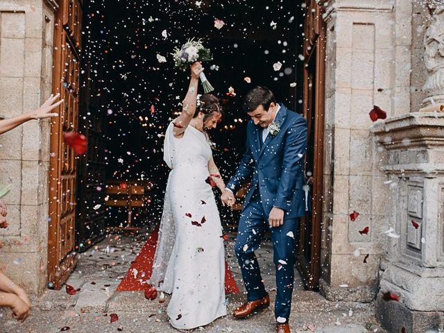 La boda de Daniel y Silvia en Freande, Orense 26