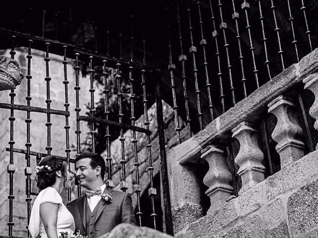 La boda de Daniel y Silvia en Freande, Orense 28