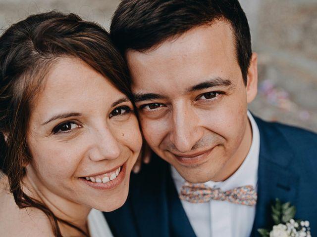 La boda de Daniel y Silvia en Freande, Orense 30