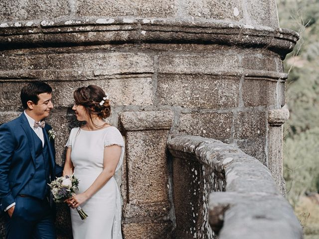 La boda de Daniel y Silvia en Freande, Orense 31