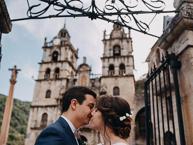 La boda de Daniel y Silvia en Freande, Orense 32